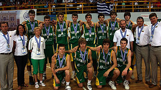 Lithuania team